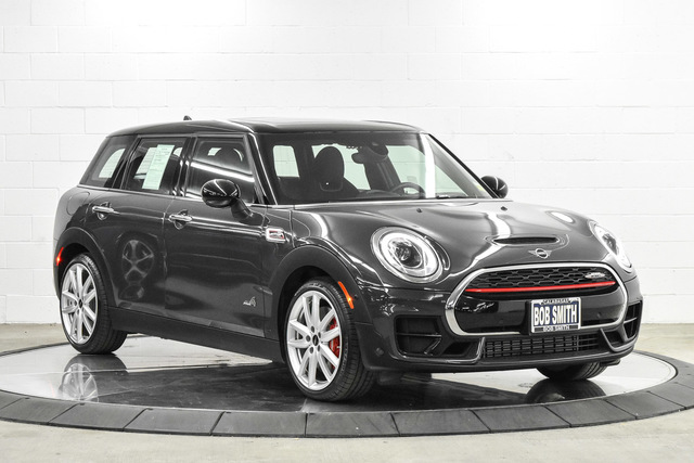 Pre Owned 2019 Mini Clubman Awd John Cooper Works All4 In Calabasas