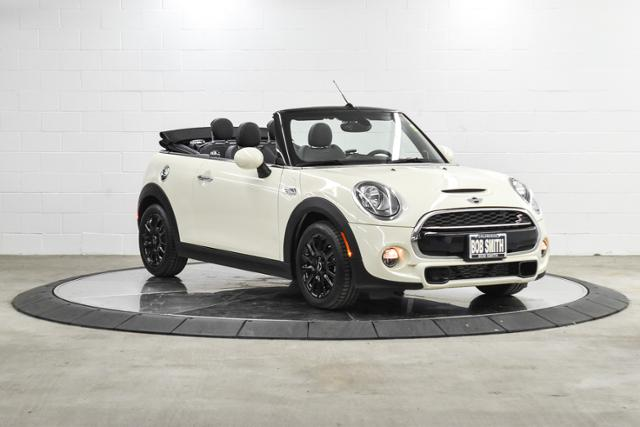 Certified Pre-Owned 2017 MINI Convertible Cooper S