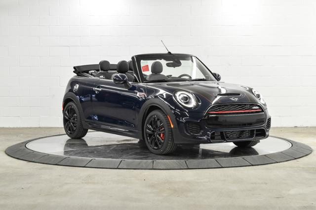 New 2019 MINI Convertible John Cooper Works FWD