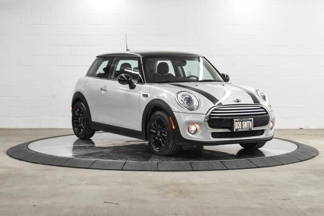 Certified Pre-Owned 2015 MINI Hardtop 2 Door Cooper