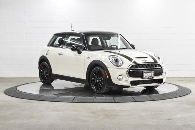 Certified Pre-Owned 2016 MINI Hardtop 2 Door Cooper S