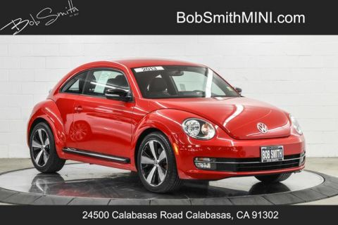 2013 Volkswagen Beetle 2dr Man 2.0T Turbo PZEV *Ltd Avail*