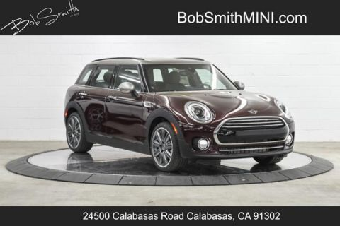 2019 MINI Clubman Iconic