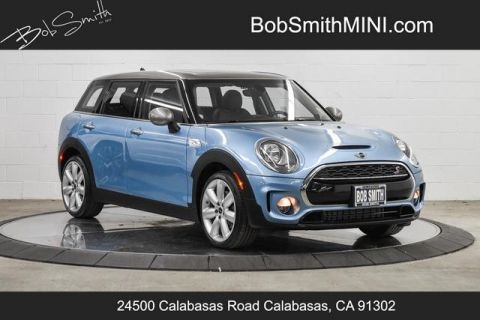 Certified Pre-Owned 2017 MINI Clubman FWD Cooper S FWD