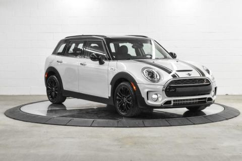 Pre-Owned 2019 MINI Clubman Cooper S FWD