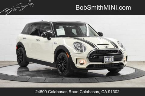 Certified Pre-Owned 2016 MINI Cooper Clubman FWD 4dr HB S
