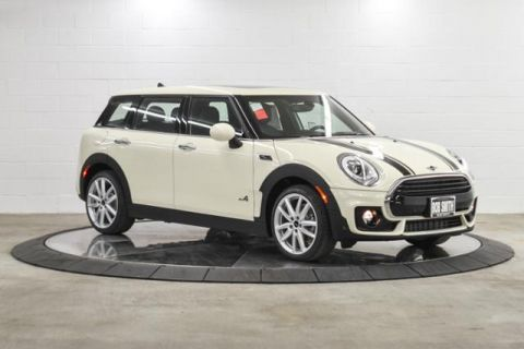 New 2018 MINI Cooper Clubman ALL4