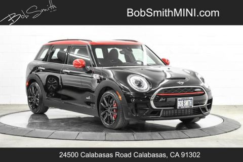 2019 MINI Clubman John Cooper Works ALL4