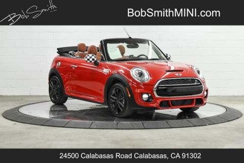 2018 MINI Convertible Cooper S FWD