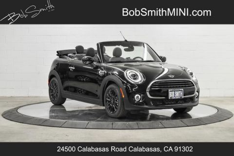 New 2020 MINI Cooper Convertible FWD Signature