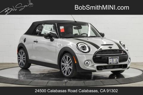 2020 MINI Convertible Iconic