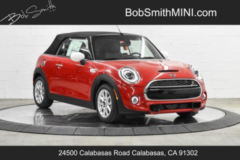 2020 MINI Convertible Signature