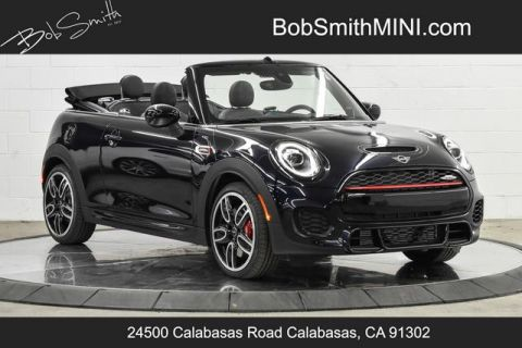 New 2020 MINI John Cooper Works Convertible FWD Iconic