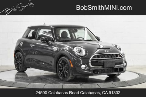 2017 MINI Hardtop 2 Door Cooper S FWD