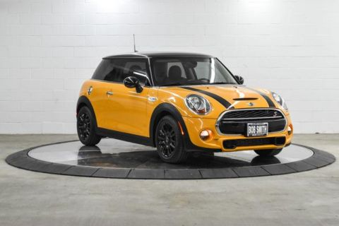 Certified Pre-Owned 2015 MINI Cooper Hardtop 2dr HB S