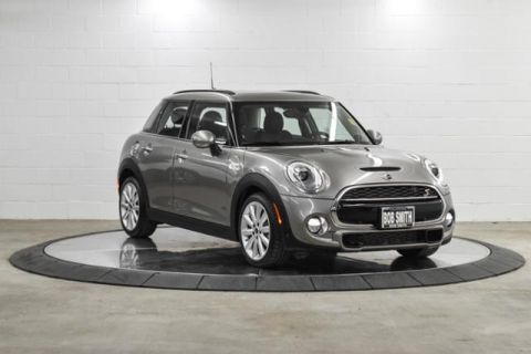 Pre-Owned 2018 MINI Hardtop 4 Door Cooper S FWD