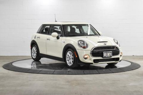 Pre-Owned 2018 MINI Hardtop 4 Door Cooper S