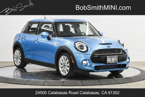 2019 MINI Hardtop 4 Door Cooper S FWD