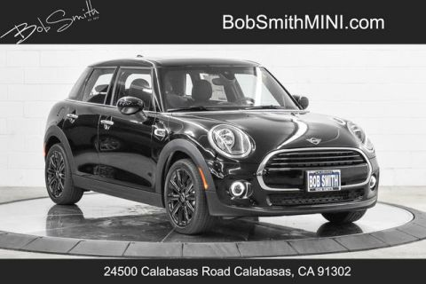 New 2021 MINI Cooper Hardtop 4 Door FWD Oxford Edition