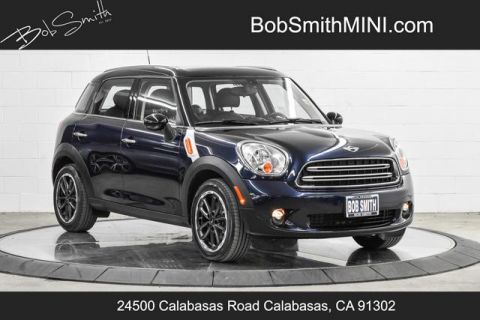 Certified Pre-Owned 2016 MINI Cooper Countryman FWD FWD 4dr