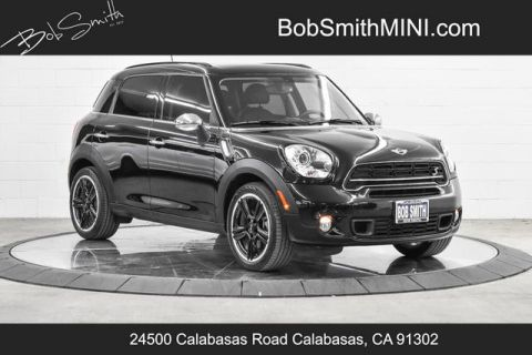 Certified Pre-Owned 2016 MINI Cooper Countryman FWD FWD 4dr S
