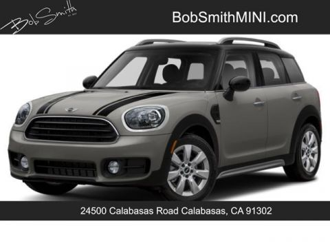 New 2019 MINI Cooper Countryman FWD Signature