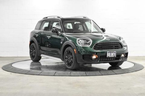 New 2019 MINI Countryman Cooper FWD