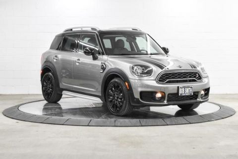 Pre-Owned 2019 MINI Countryman Cooper S FWD