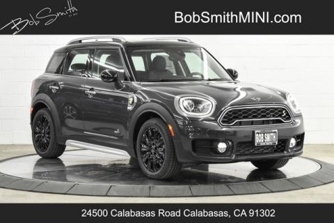 2019 MINI Countryman Phev
